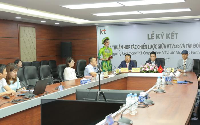 VTVcab và Tập đoàn KT hợp tác phát triển dịch vụ âm nhạc trực tuyến tại Việt Nam