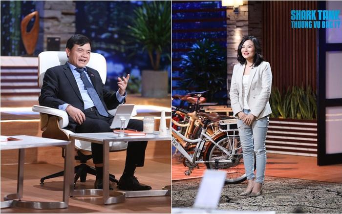"""Shark Tank Việt Nam: Nữ CEO lên tiếng giữa """"bão mạng"""