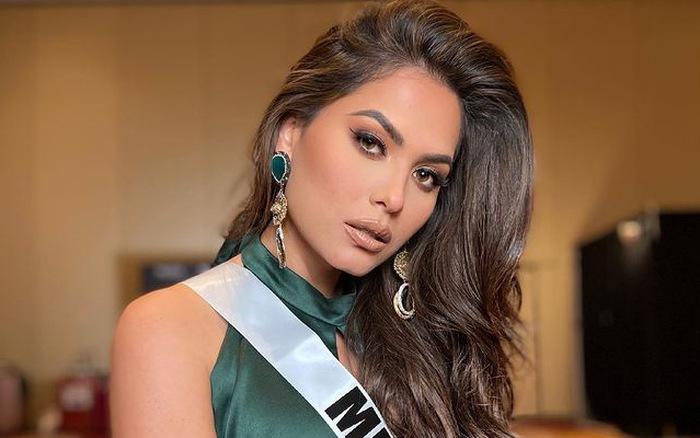 Nhan sắc tân Hoa hậu hoàn vũ thế giới 2020