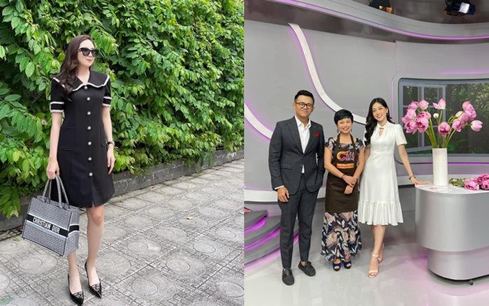 Dàn BTV, MC tuần qua: Mai Ngọc háo hức đi làm như đi học, Đức Bảo dẫn Café sáng mệt nghỉ