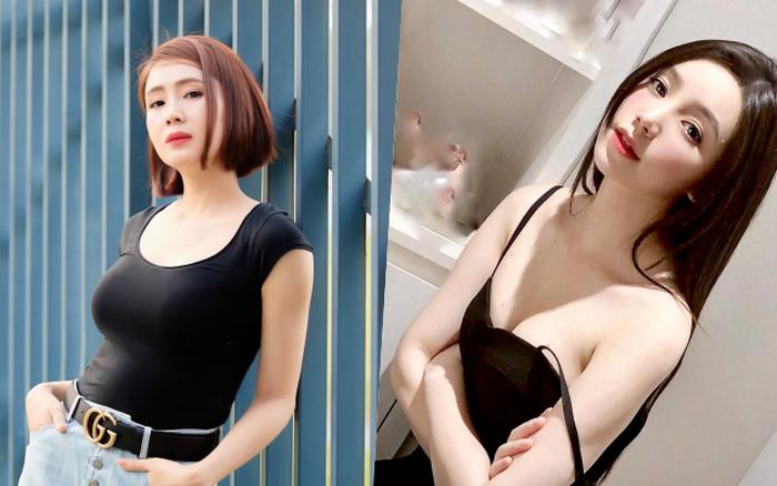 Hồng Diễm diện áo bó sát khoe eo xinh, Quỳnh Kool buông lơi để lộ vai trần