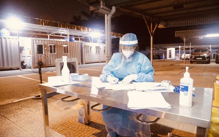 Nữ sinh ung thư gan dương tính với SARS-CoV-2 tại Bệnh viện K