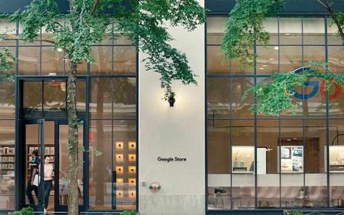 Google mở cửa hàng bán lẻ đầu tiên tại New York
