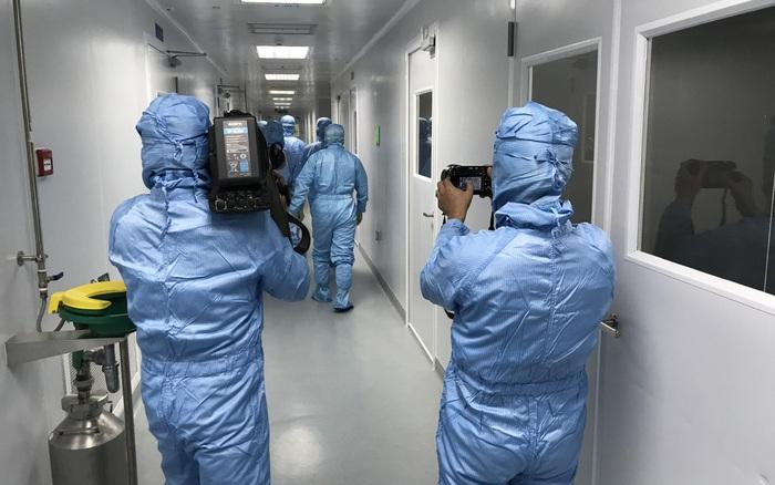 Những hình ảnh ấn tượng từ tâm dịch của các nhà báo, phóng viên - kết quả vietlott 09022020