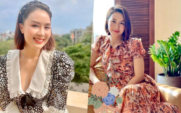 Hồng Diễm bất ngờ đăng ảnh khiến fan thương nhớ Minh Châu và Hướng dương ngược nắng
