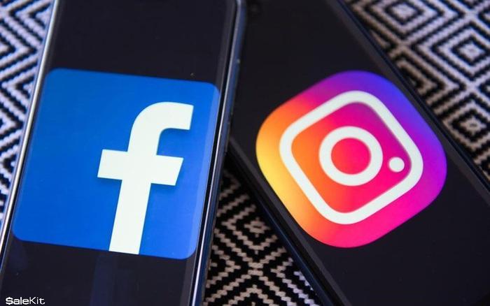 Facebook chạy quảng cáo trên Instagram gợi ý người dùng trải nghiệm Facebook