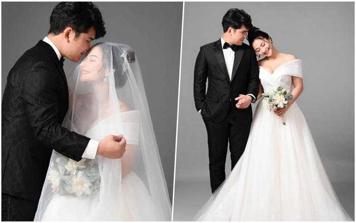 Ảnh cưới tình bể bình của cặp đôi Núi - Hoa trong