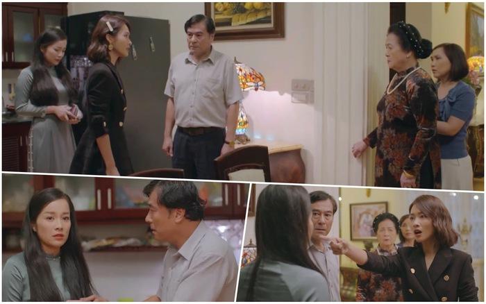 11 tháng 5 ngày - Tập 3: Biết bố sắp đi bước nữa, Tuệ Nhi bất mãn tột độ, lớn tiếng trách cứ bà nội