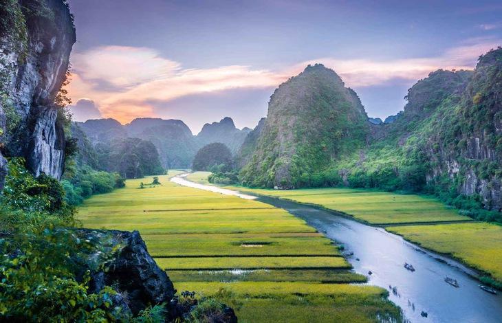Khám phá Tam Cốc Ninh Bình