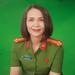 Trung tá Nguyễn Thị Hoài  Phó Trưởng phòng Quản lý Đào tạo, Học viện Cảnh sát nhân dân