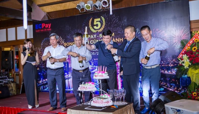 ECPay - 5 năm trưởng thành - 5 năm song hành cùng ngành điện Việt Nam