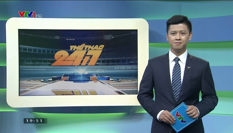 Thể thao 24/7 - 22/7/2017