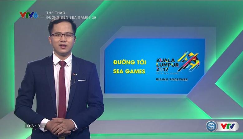 Đường tới SEA Games 29 (Số 1)