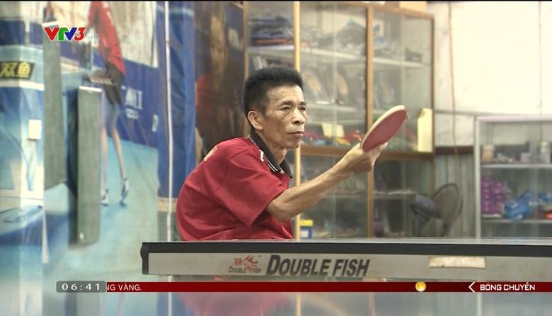 VĐV Nguyễn Mạnh Thường: Chơi thể thao bằng tinh thần người lính