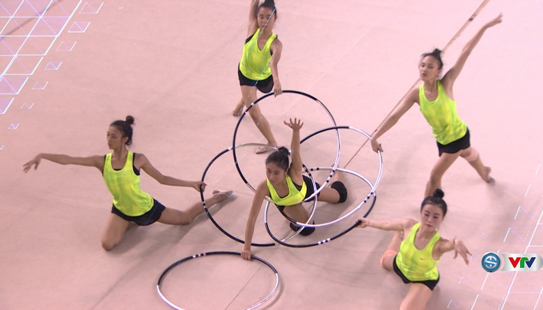 ĐT Thể dục nghệ thuật Việt Nam tích cực chuẩn bị cho SEA Games 29