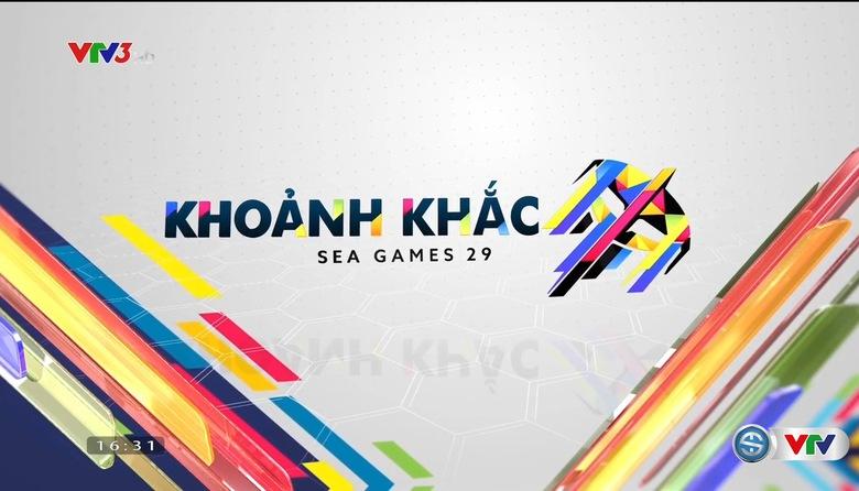 Khoảnh khắc SEA Games 29 - Số 1 (15/8/2017)