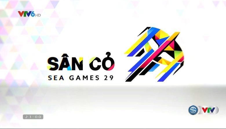 Sân cỏ SEA Games 29 - 26/8/2017