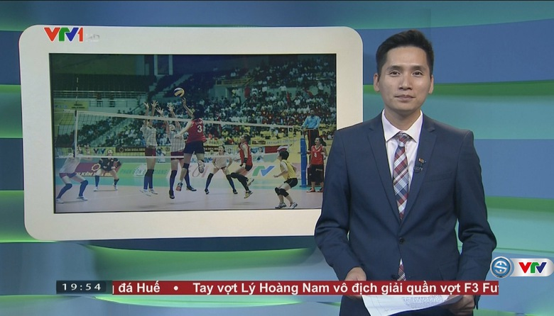 Thể thao 24/7 - 24/6/2017