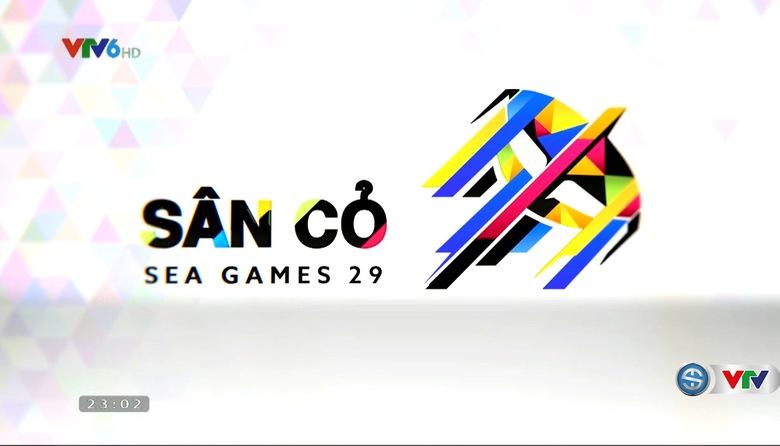 Sân cỏ SEA Games 29 - 17/8/2017