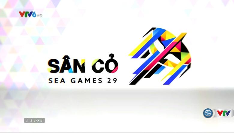 Sân cỏ SEA Games - 18/8/2017