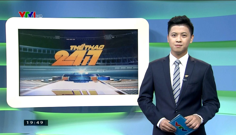 Thể thao 24/7 - 21/9/2017