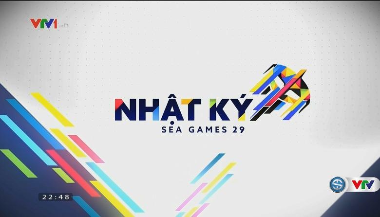 Nhật ký SEA Games - 17/8/2017