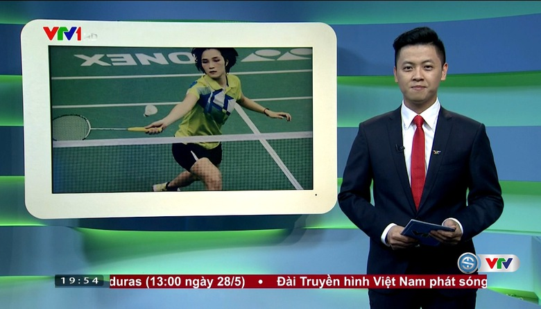 Thể thao 24/7 - 22/5/2017
