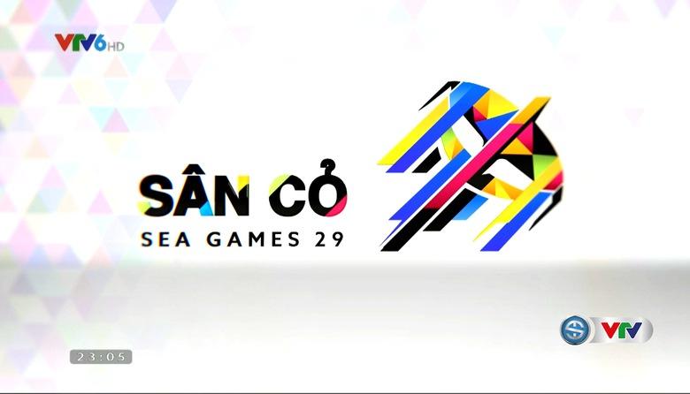 Sân cỏ SEA Games - 22/8/2017