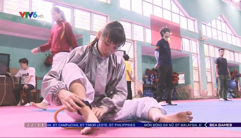 Trương Thị Kim Tuyền - Từ bạc thế giới tới vàng SEA Games