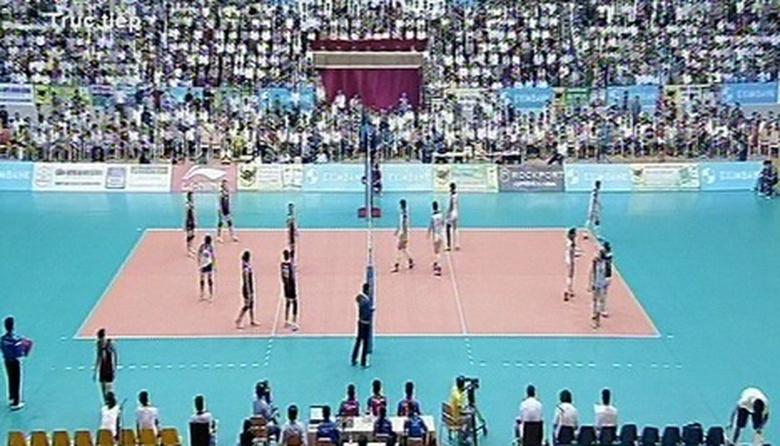 Giải bóng chuyền nữ quốc tế VTV Cup 2013 - Trận Bán kết: Việt Nam - Sandong - Phần 2