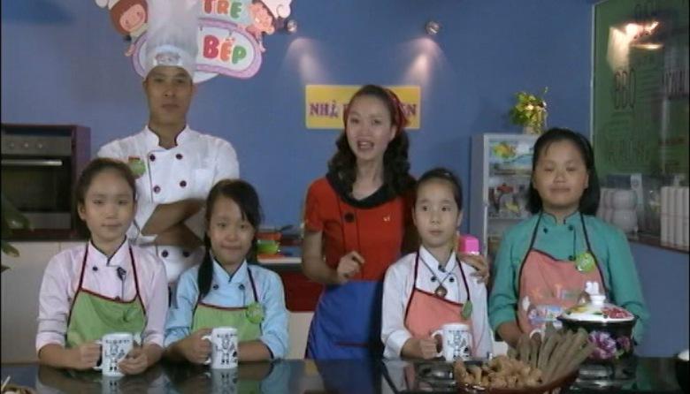 Khi trẻ vào bếp - Số 6 - 30/06/2014