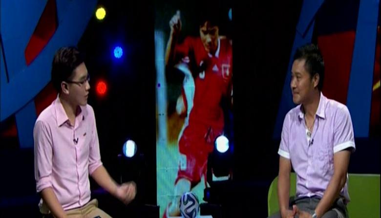 Ghế không tựa: Cầu thủ Hồng Sơn