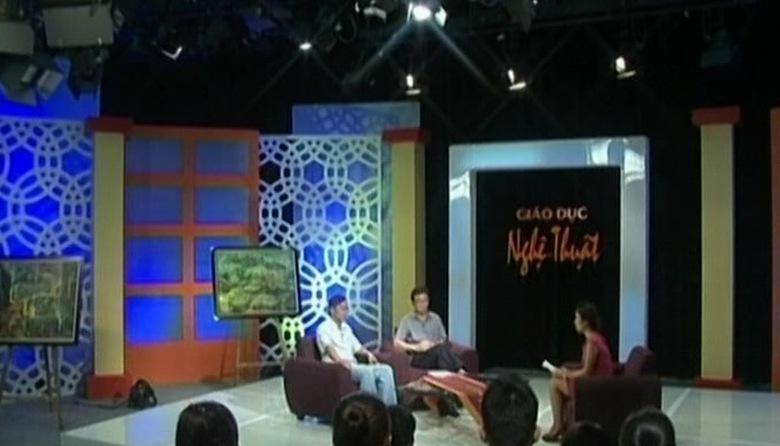 BTKTVH: Giáo dục nghệ thuật : Tìm hiểu về họa sỹ Nguyễn Phan Chánh
