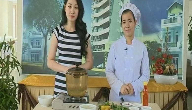 Bếp Việt : Món ăn cho bé sau ốm