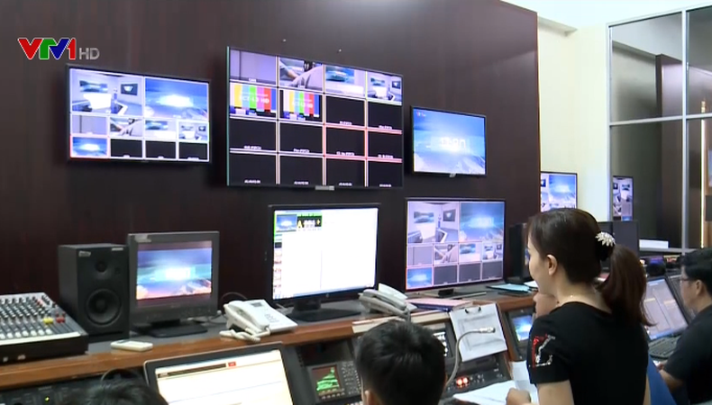 VTV đảm bảo tốt nhất cho công tác truyền thông tại Tuần lễ Cấp cao APEC 2017