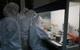 Bắc Giang: Lấy 30 mẫu bề mặt bao bì thực phẩm đông lạnh nhập khẩu xét nghiệm SARS-CoV-2