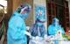 Quảng Ninh cử 200 nhân viên y tế hỗ trợ Bắc Giang phòng, chống dịch COVID-19