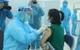 377 người được tiêm vaccine COVID-19 trong ngày đầu tiên