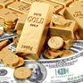 Giá vàng trên thị trường châu Á tăng do đồng USD suy yếu