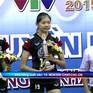 Các giải thưởng cá nhân và đồng đội tại VTV Cup Sắc Ngọc Khang 2015
