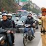 Hà Nội: Ra quân đảm bảo trật tự an toàn giao thông dịp Tết