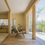 Thích thú với thiết kế nhà vừa hiện đại vừa truyền thống ở Nhật Bản