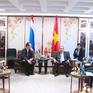 Thủ tướng tiếp nhiều tập đoàn lớn của Thái Lan