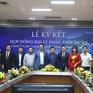 Ký kết hợp đồng đại lý phân phối Dự án Swisstouches La Luna Resort, Marina Bay Nha Trang