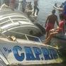 Brazil: Chìm tàu trên sông, ít nhất 7 người thiệt mạng