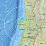 Chile: 7 trận động đất trong vòng 1 giờ đồng hồ