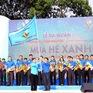 Lễ xuất quân các hoạt động tình nguyện hè tại đảo Thổ Chu
