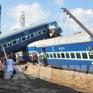Hàng chục người bị thương do tai nạn đường sắt tại Ấn Độ