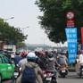 Giao thông kẹt cứng ở sân bay Tân Sơn Nhất, hành khách phải vác vali đi bộ