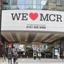 Anh: Hàng trăm người sơ tán tại một trung tâm mua sắm ở Manchester